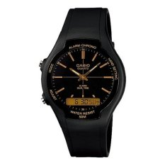 7dfa06587e01 Casio Analog-Digital Combination Mens Black Resin Strap Watch AW-90H-9E  with 1 Year Warranty (T1Y) Philippines