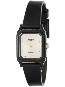 Casio Black Rubber Strap Women's Watch LQ-142E-7ADF