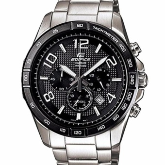 Casio Edifice EFR-516D-1A7 Chronograph Analog Stainless Steel MensWatch