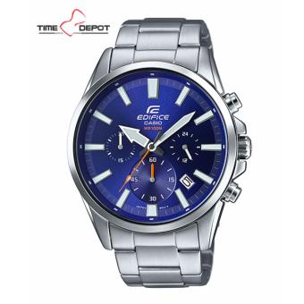 Casio Edifice Men's Stainless Steel Analog Watch EFV-510D-2A