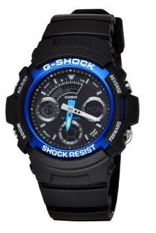 Casio G-Shock Black (AW591-2)