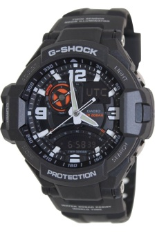 Casio G-Shock Black (GA1000-1A)