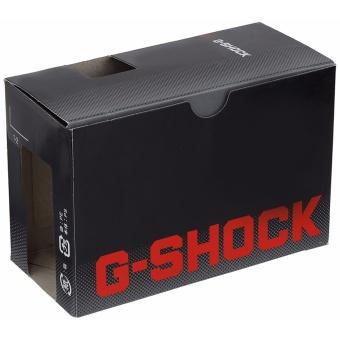 Casio G-Shock G100-BV Men's Black Resin Sport Watch - 4
