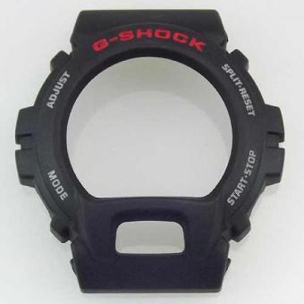 CASIO G-Shock Genuine Model DW6900-1V Replacement Matte Black Resin Bezel to Fit Any DW6900xx Watch