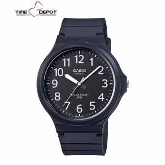 Casio G-Shock Men's Black Resin Strap Watch G-7900-1D with FREE Casio Watch MW-240-1B - 3