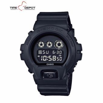 Casio G-Shock Men's  Digital Black Resin Strap Watch DW-6900BB-1D