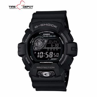 Casio G-Shock Men's Digital Black Resin Strap Watch GR-8900A-1D