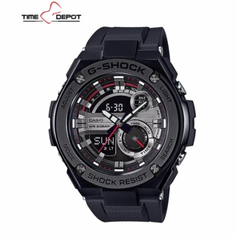 Casio G-Shock Men's G-Steel Black Resin Strap Watch GST-210B-1A