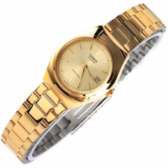 Casio Gold Toned Women's Watch LTP-1170N-9A - 2