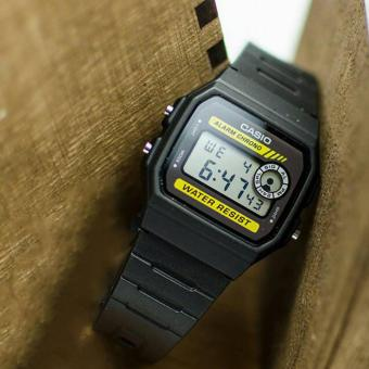 CASIO Mens Digital Sports Watch F-94WA-9DG Watch