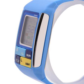 Casio Poptone LDF-50-2DR (Blue) - picture 2
