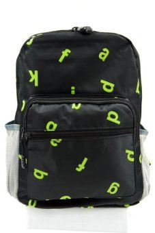 Casual Backpack (Black)