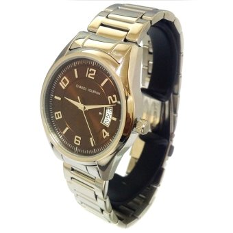 Charles Jourdan Notion Silver Stainless Steel Strap Watch - picture 2