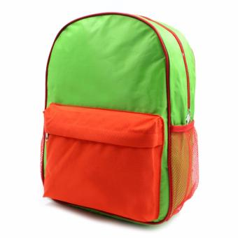 Clifford Casual Daypack Backpack (Apple Green)