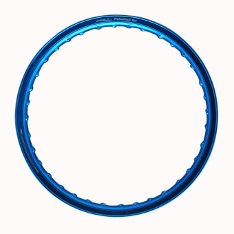 Comstar E-Type 1.6 x 17 Motorcycle Alloy Rim (Blue)