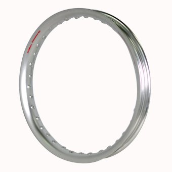 Comstar U-Type 1.60 x 17 Motorcycle Alloy Rim (Silver) - 2