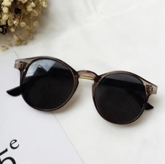 Cool female New style round sunglasses SUN glasses