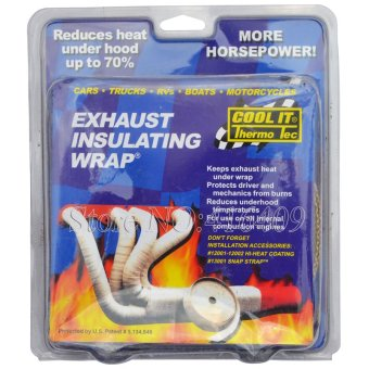 Cool IT Thermo-Tec Exhaust Insulating Thermal Wrap