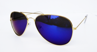 Couple's New style colorful aviator sunglasses sun glasses