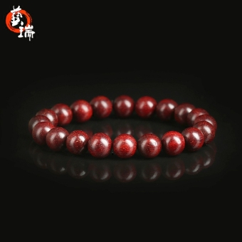 Couple's single loop authentic old material prayer beads natal bracelet bracelets