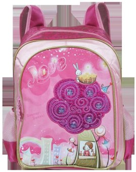 Creative Gear Backpack (Pink) Price Philippines