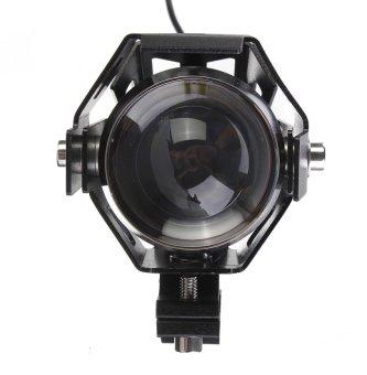 Cree U5 LED Motorcycle Head Light Driving Spot Fog Lamp 125W 3000LM - 2