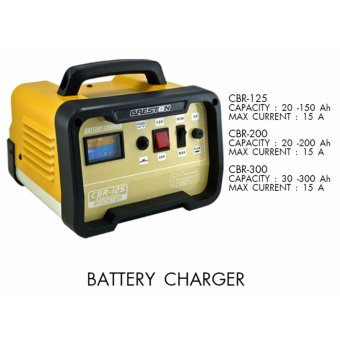 Creston Car Battery Charger (300 AH)