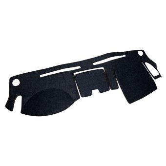 Customized Dashboard Cover Mat for Isuzu MU-X