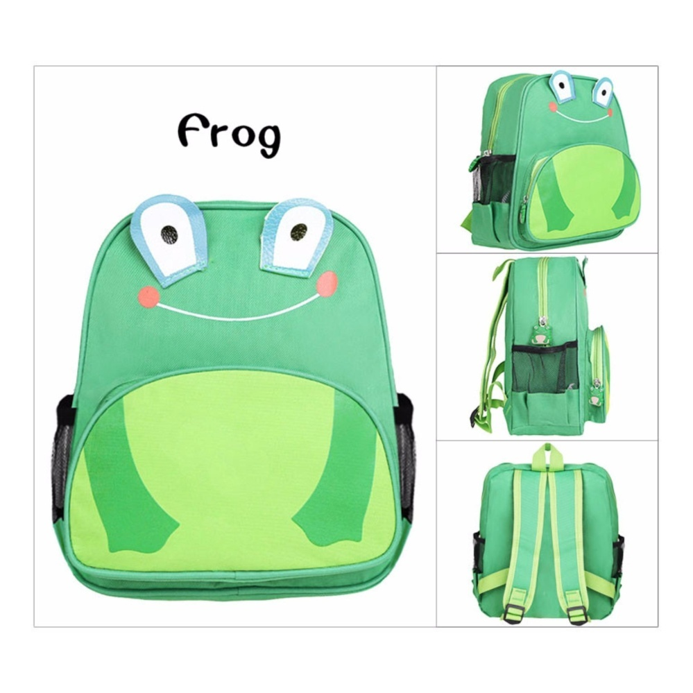 Cute Animal Design School Bag for Kids/Preschool/Kindergarten - intl
