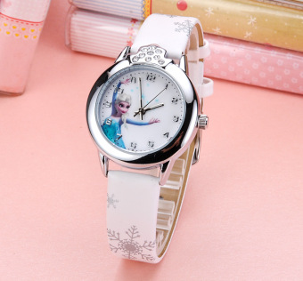 Cute girl's waterproof student quartz watch Children's Watch