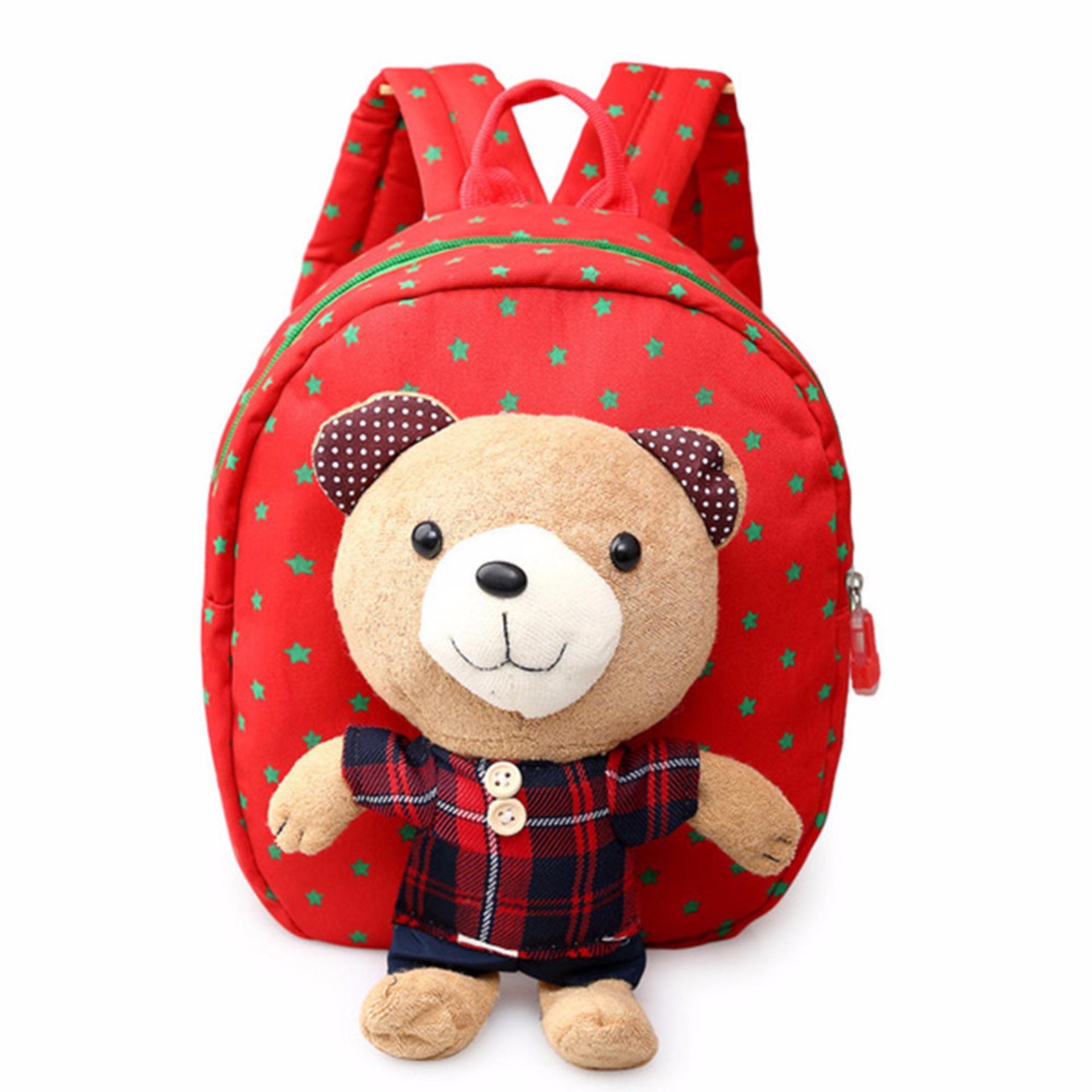 cute toddler backpack anti lost kids baby bag animal prints children backpacks kindergarten school bag - Kids Animal Prints