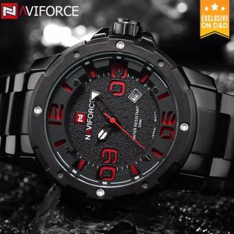 D&D NAVIFORCE NF9078 Business Men Quartz Watch - 3