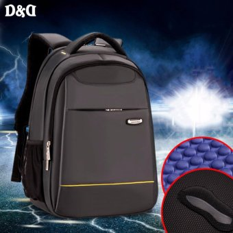 D&D SH602 New Outdoor Laptop Bag School Backpack Travel Luggage Waterproof Backpack