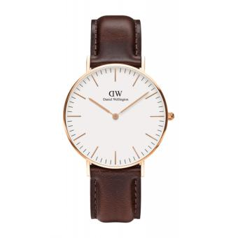 Daniel Wellington Classic Bristol 36mm Rosegold Watch