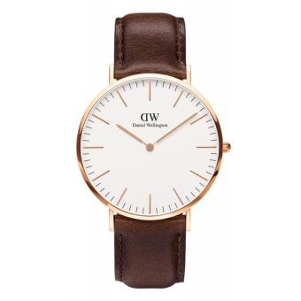 Daniel Wellington Classic Bristol 40mm Rosegold Watch