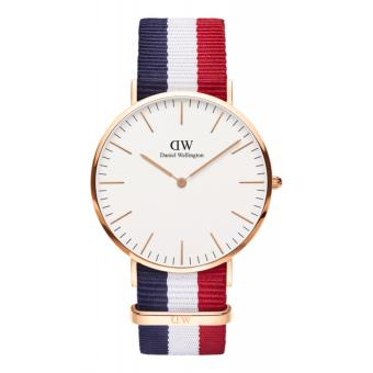 Daniel Wellington Classic Cambridge 40mm Rosegold Watch