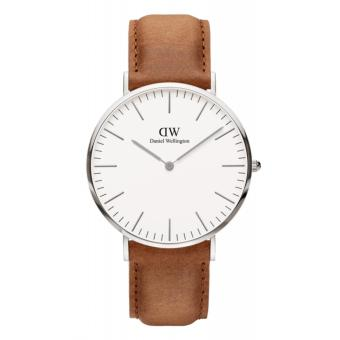 Daniel Wellington Classic Durham 40mm Silver Watch