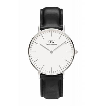 Daniel Wellington Classic Sheffield 36mm Silver Watch