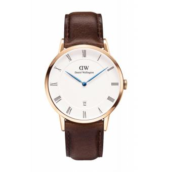 Daniel Wellington Dapper Bristol 38mm Rosegold Watch