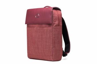 Delsey Calme 14-inch Laptop Backpack - Red - 2