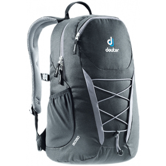 Deuter Gogo Backpack (Black-Titan)