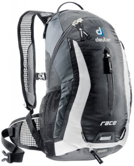 Deuter Race Backpack (Black/White) - picture 2