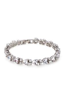 DHS Crystal Love Bracelet - Intl