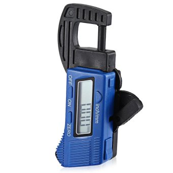 Digital LCD Paint Coating Thickness Gauge Meter Tester Instrument -intl Price Philippines
