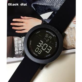 DIGITAL LED WATERPROOF WATCHES FOR CASUAL AND OUTDOOR WEARS MILITARY STYLE