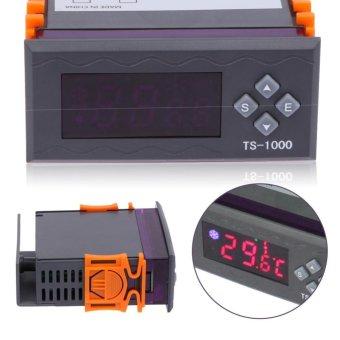 Digital Temperature Controller Thermostat 110V-240V RefrigerationHeating - intl - 5