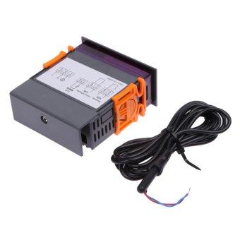 Digital Temperature Controller Thermostat 110V-240V RefrigerationHeating - intl - 4