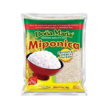 Doña Maria Miponica White Rice 2Kg.