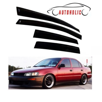 Door Visor for Toyota Corolla Bigbody 1993 to 1997