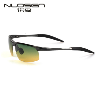 Driving polarized driving Aluminum Magnesium glasses men's sunglasses